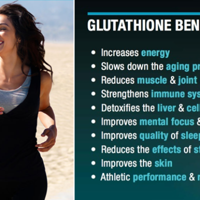 Glutathione - The Master Antioxidant