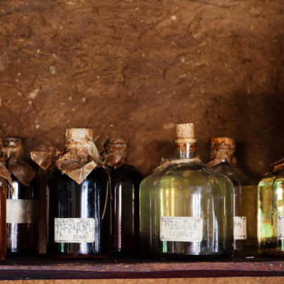 Herbal Preparations - Syrups