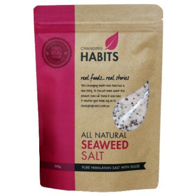 Foods That Heal - Seaweed Salt